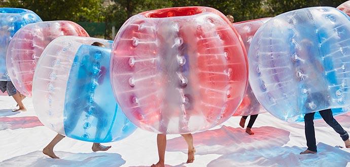 Bubble Bump Paris