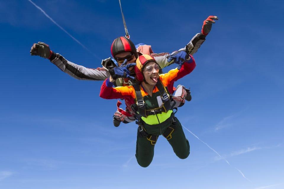 Conseils saut en parachute