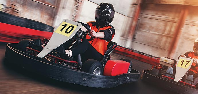 Karting à Paris
