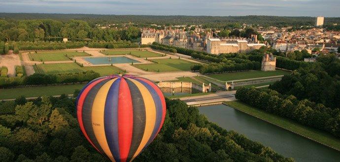 Montgolfiere Fontainebleau