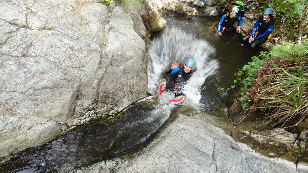Canyoning à Perpignan