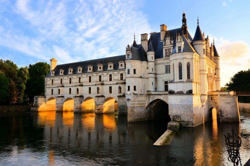 Vol en hélicoptère Châteaux de la Loire
