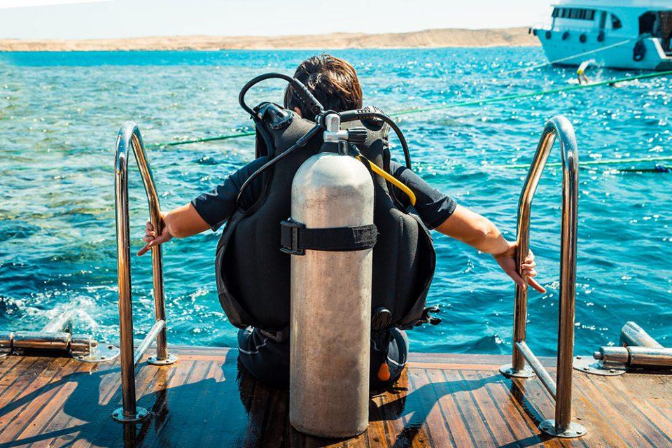 Conseils plongée sous marine