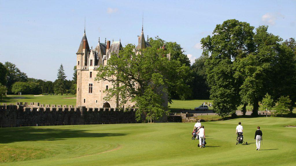 Practice de Golf - Domaine de la Bretesche