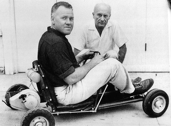 Art Ingels premier karting