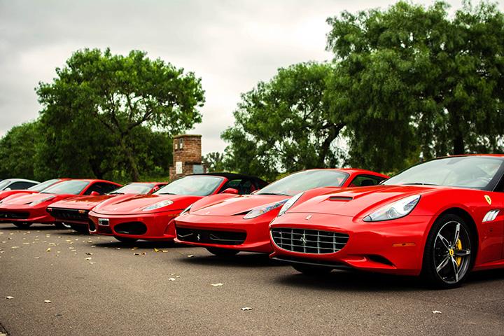 Modèle de Ferrari