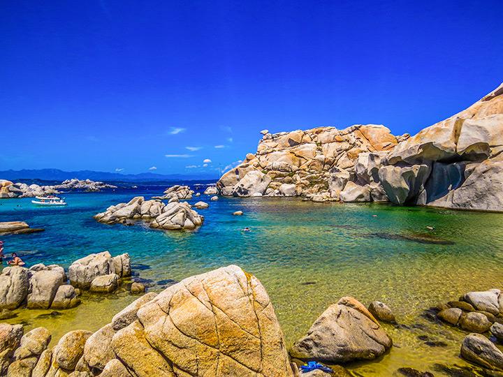 Plongée îles Lavezzi